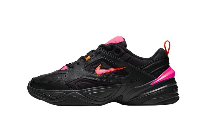 Nike M2K Tekno Black Pink AV4789-008