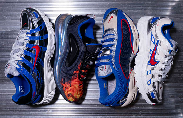 Nike Pays Homage To China's Space Program With The Space Capsule Collection ft