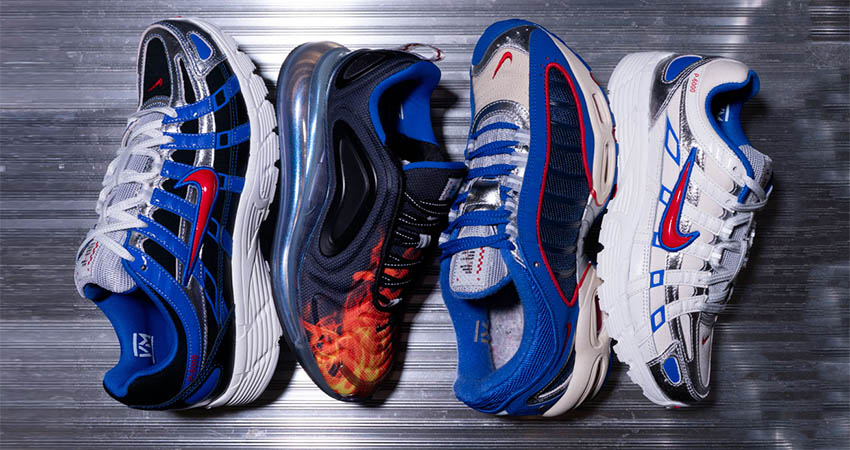 Nike Pays Homage To China's Space Program With The Space Capsule Collection