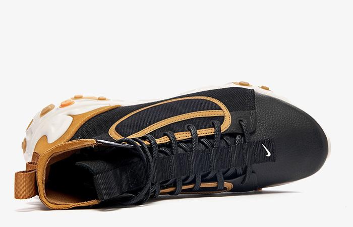 Nike React Ianga Black Brown AV5555-001 03