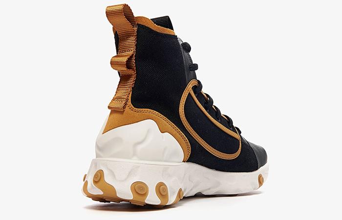 Nike React Ianga Black Brown AV5555-001 04