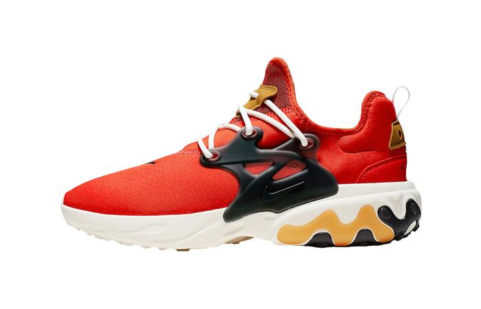 Nike React Presto Tomato Tornado AV2605-600 01