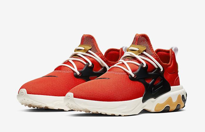 Nike React Presto Tomato Tornado AV2605-600 02