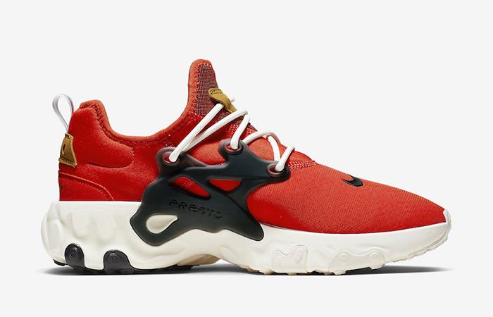 Nike React Presto Tomato Tornado AV2605-600 03