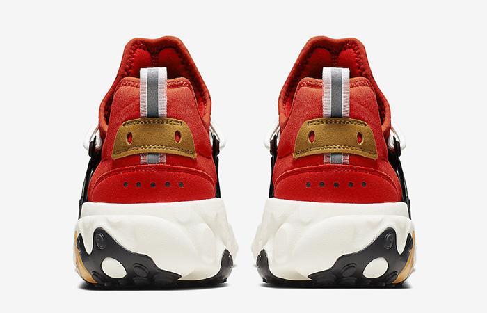 Nike React Presto Tomato Tornado AV2605-600 05