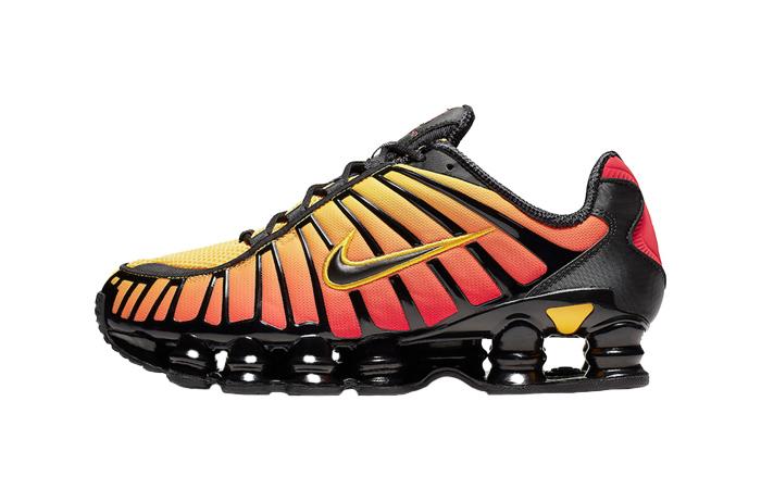 Nike Shox TL Sunrise AV3595-004 01