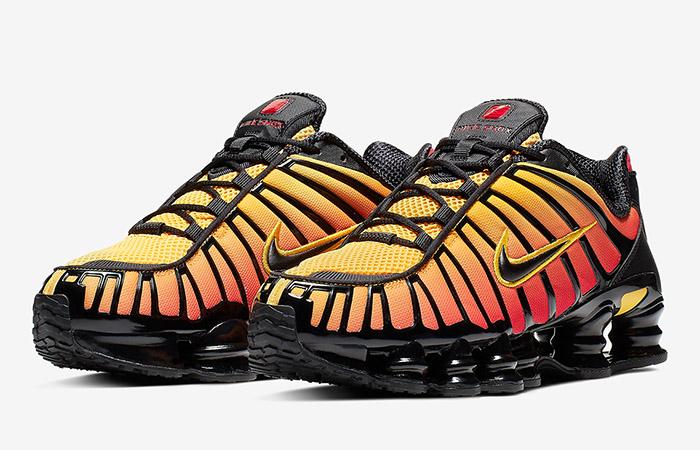 Nike Shox TL Sunrise AV3595-004 02