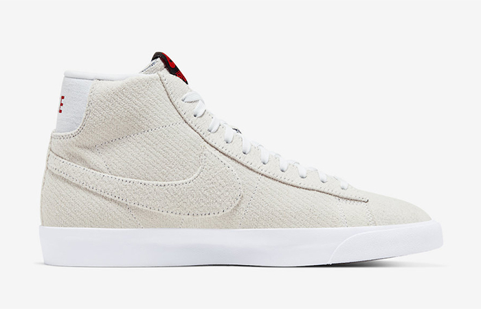 Nike Stranger Things Blazer Mid QS Upside Down Sail CJ6102-100 03