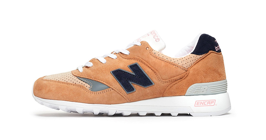 Now Its Time To Look At The Sneakersnstuff And New Balance 577 Collaboration 01
