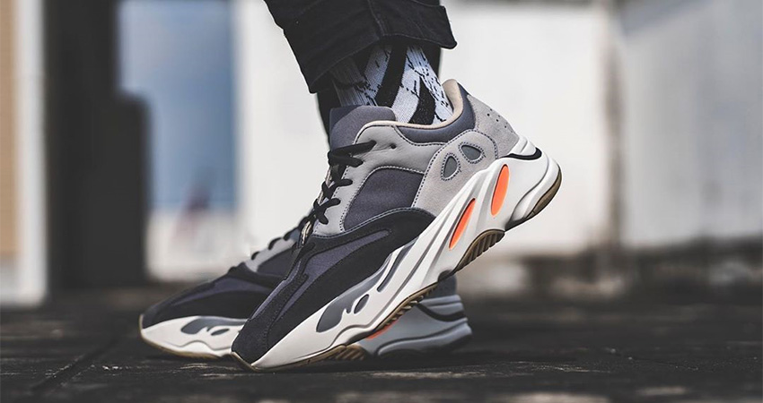 On Foot Look At The Yeezy Boost 700 Magnet 03