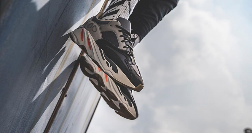 On Foot Look At The Yeezy Boost 700 Magnet 04