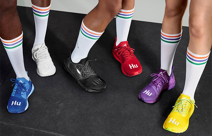 Pharrell Williams And adidas Teamed Up For The Now Is Her Time Pack ft