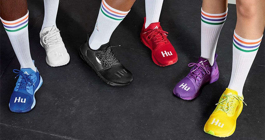 Pharrell Williams And adidas Teamed Up For The Now Is Her Time Pack