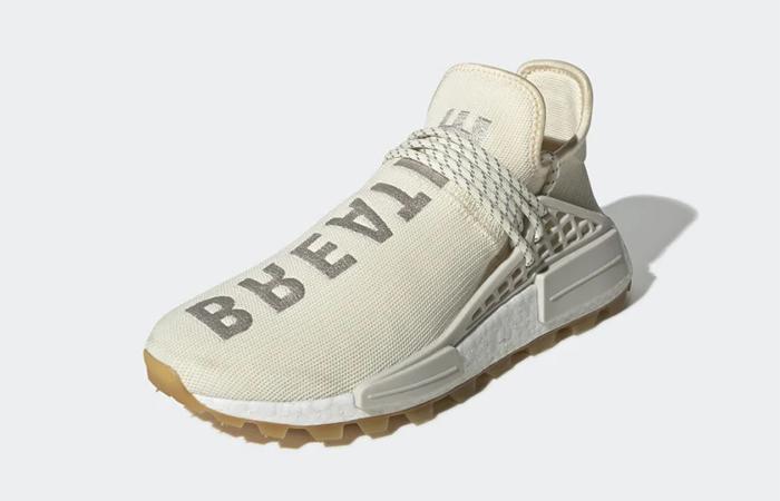 Pharrell adidas NMD Hu Cream White EG7737 02