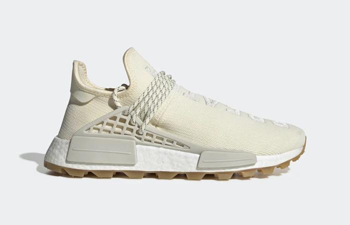 Pharrell adidas NMD Hu Cream White EG7737 03