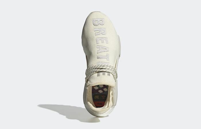 Pharrell adidas NMD Hu Cream White EG7737 04