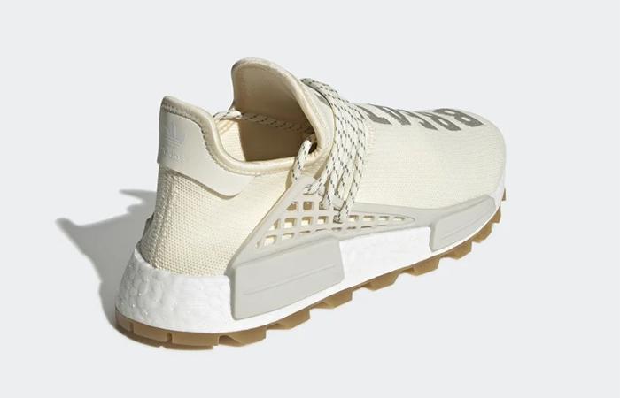 Pharrell adidas NMD Hu Cream White EG7737 05