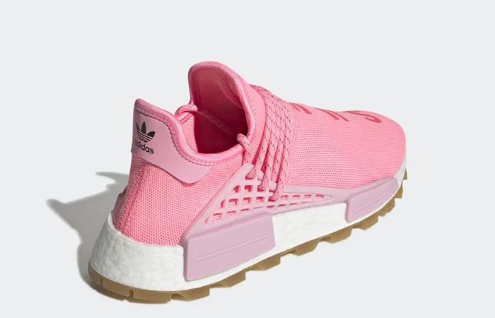 Pharrell adidas NMD Hu Gum Pack Pink EG7740 04