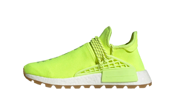 Pharrell adidas NMD Hu Proud Yellow EF2335 01
