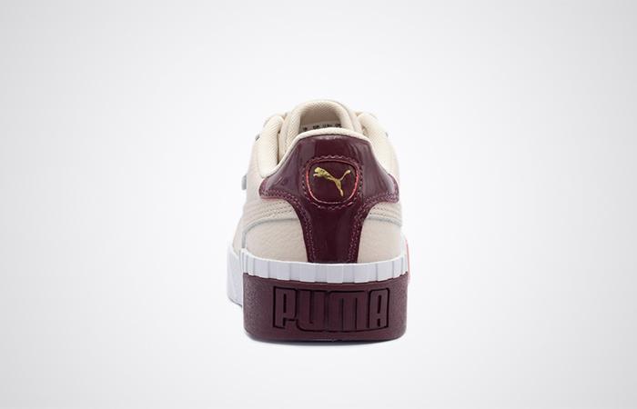 Puma Cali Remix Beige Pink 369968-01 04