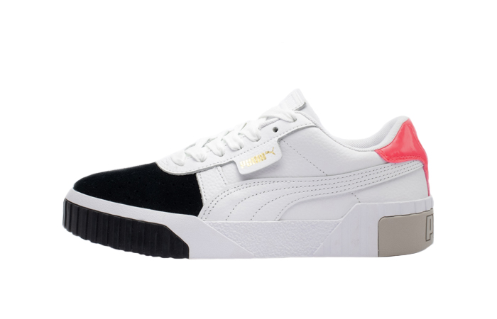 Puma Cali Remix Red White 369968-02 01