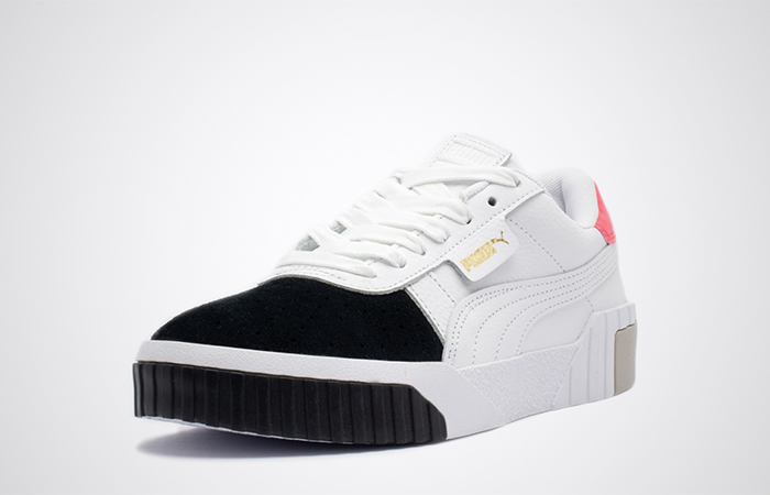 Puma Cali Remix Red White 369968-02 02