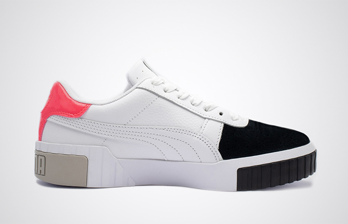 Puma Cali Remix Red White 369968-02 03