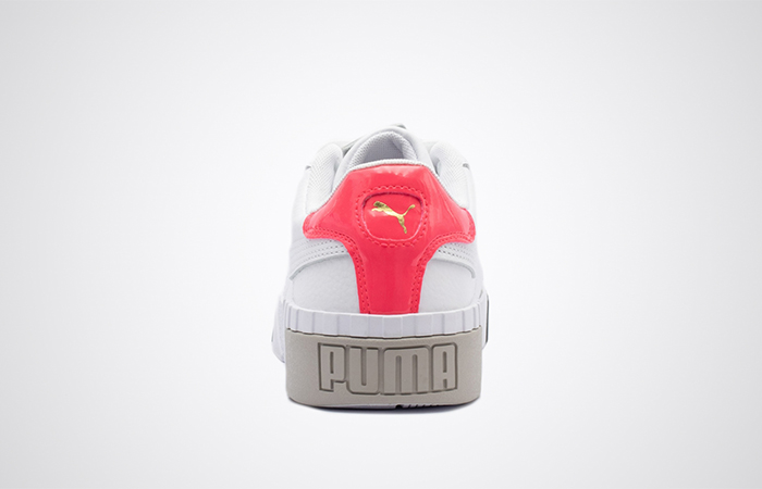 Puma Cali Remix Red White 369968-02 04