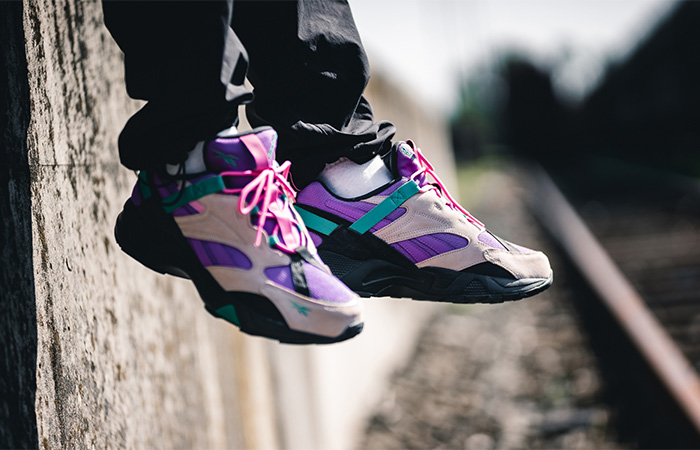 Reebok Aztrek 96 Pack Coming With Two Stylish Colour Combination ft