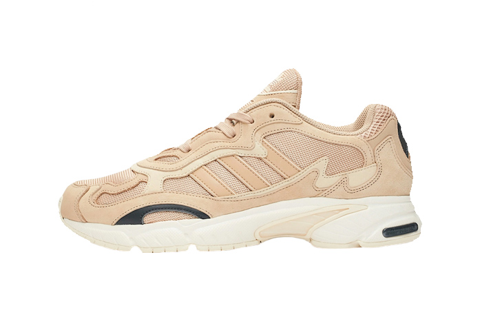 SNS Exclusive adidas Temper Run Pale Nude EE6595 01