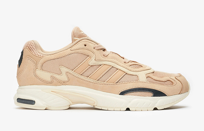 SNS Exclusive adidas Temper Run Pale Nude EE6595 04