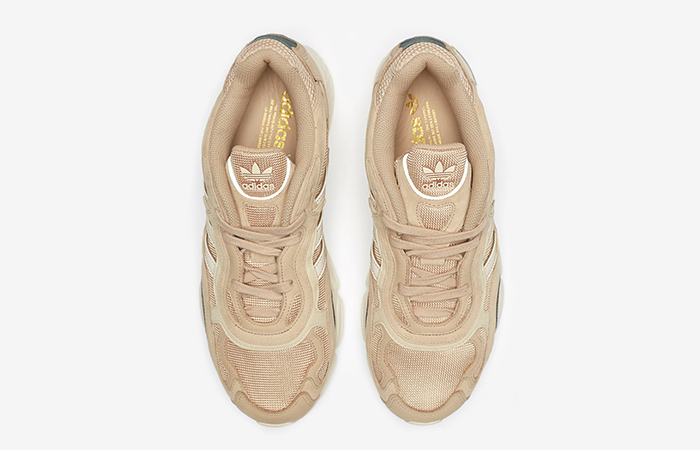 SNS Exclusive adidas Temper Run Pale Nude EE6595 05