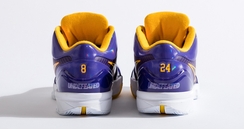 Take A Better Look at the UNDEFEATED Nike Zoom Kobe 4 Protro Pack 12