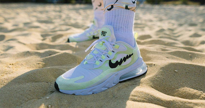 The Nike Air Max 270 React In My Feels Spreads Mental Health Awareness 01