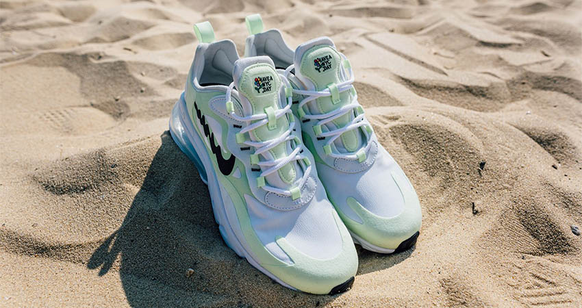 The Nike Air Max 270 React In My Feels Spreads Mental Health Awareness 04