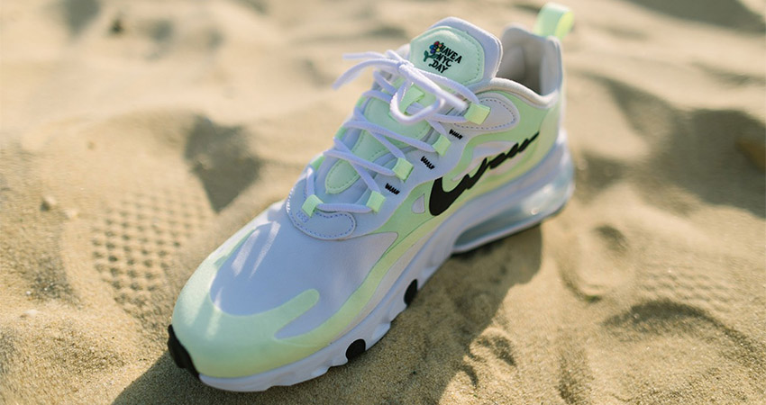 The Nike Air Max 270 React In My Feels Spreads Mental Health Awareness 05