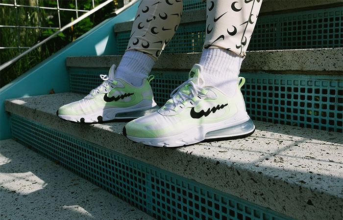 The Nike Air Max 270 React In My Feels Spreads Mental Health Awareness ft
