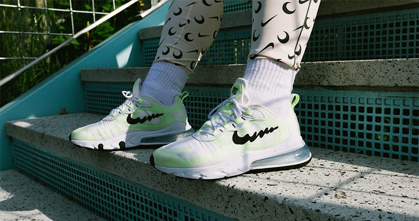 The Nike Air Max 270 React In My Feels Spreads Mental Health Awareness