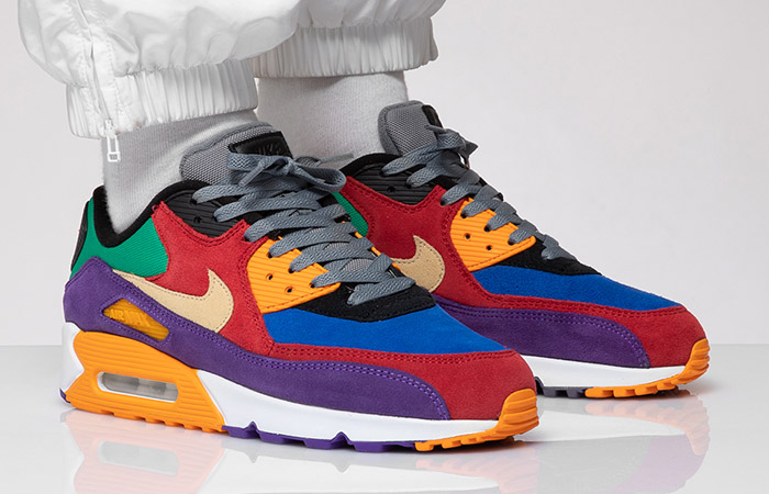 The Nike Air Max 90 Viotech Is Releasing In Hyper Grape Colour ft