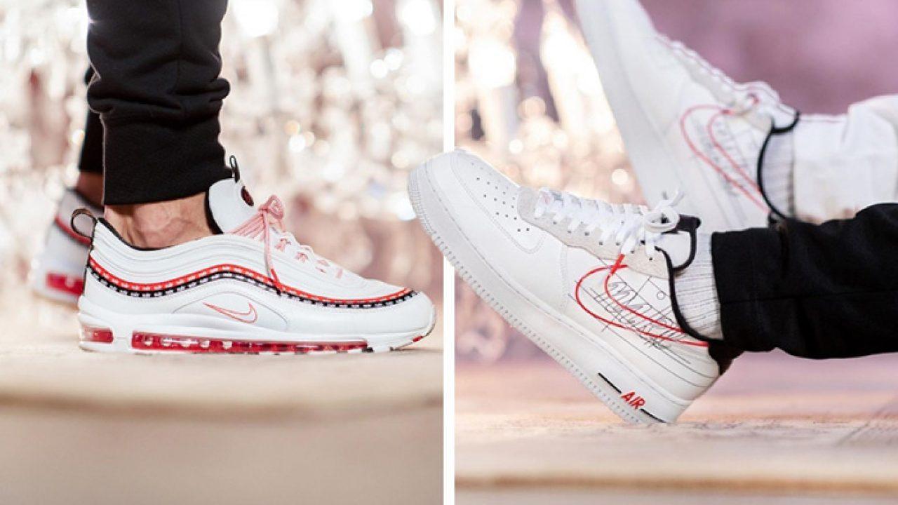 Wei e Nike Air Max '97 Gr e 45.5 online ZALANDO
