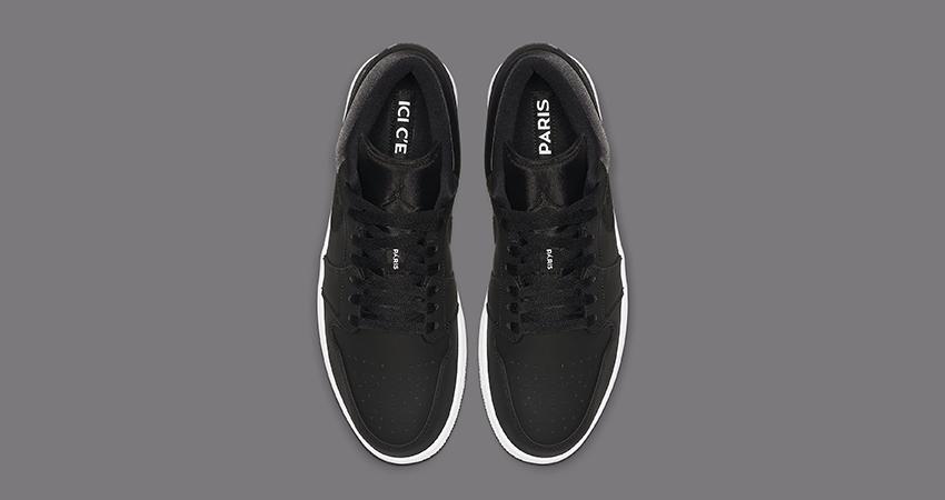 The PSG Nike Air Jordan 1 Low Releasing Soon 03