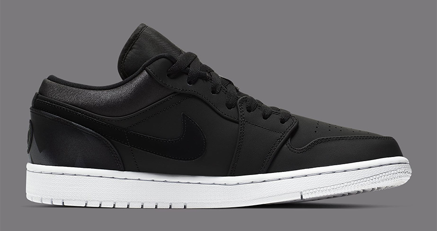 The PSG Nike Air Jordan 1 Low Releasing Soon 04