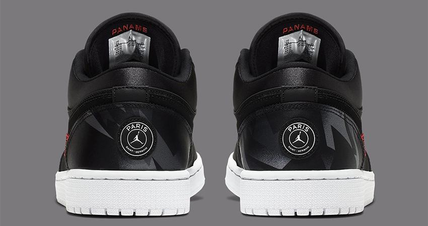 The PSG Nike Air Jordan 1 Low Releasing Soon 05
