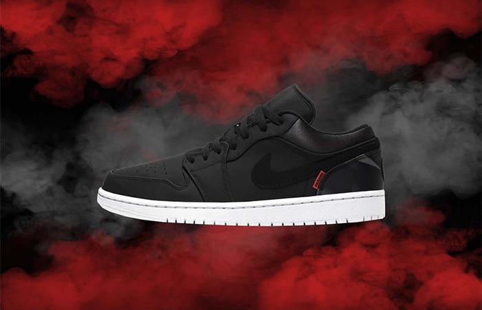 The PSG Nike Air Jordan 1 Low Releasing Soon ft
