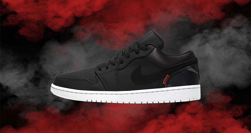 The PSG Nike Air Jordan 1 Low Releasing Soon