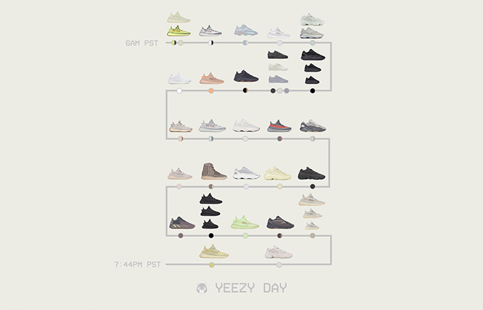 The Reaction Of Yeezy Lovers On YEEZY DAY ft
