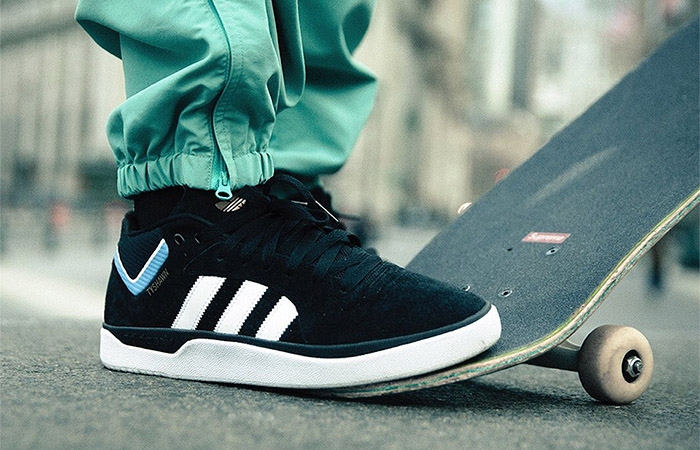 The Upcoming adidas Skateboarding Tyshawn Will Definately Catch Your Eyes ft