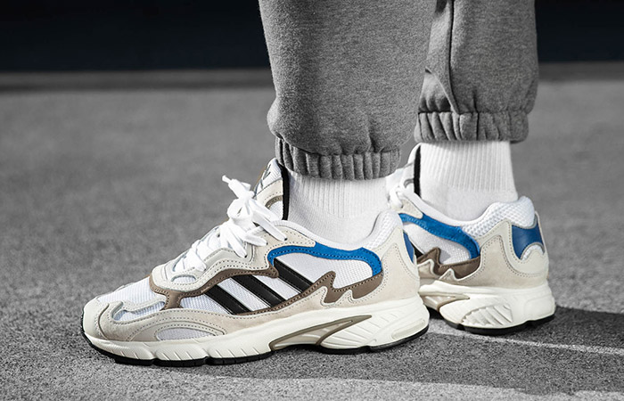 The adidas Temper Run Coming With A Cloud White Look ft