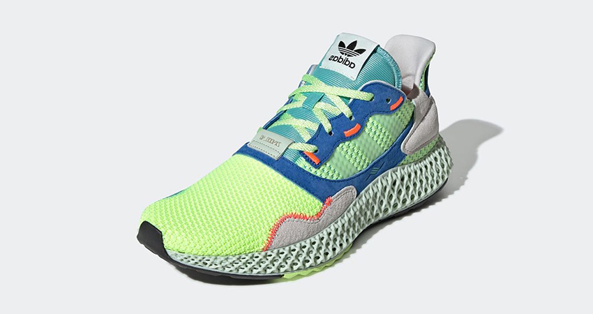 The adidas ZX 4000 4D Hi Res Yellow Releasing Soon 01