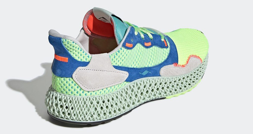 The adidas ZX 4000 4D Hi Res Yellow Releasing Soon 04